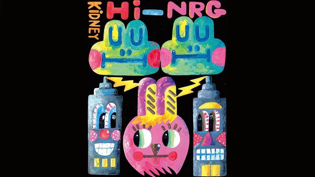 Rob Kidney pop-up exhibition [Hi-NRG] | ロブ・キドニー ポップアップ展「ハイエナジー」