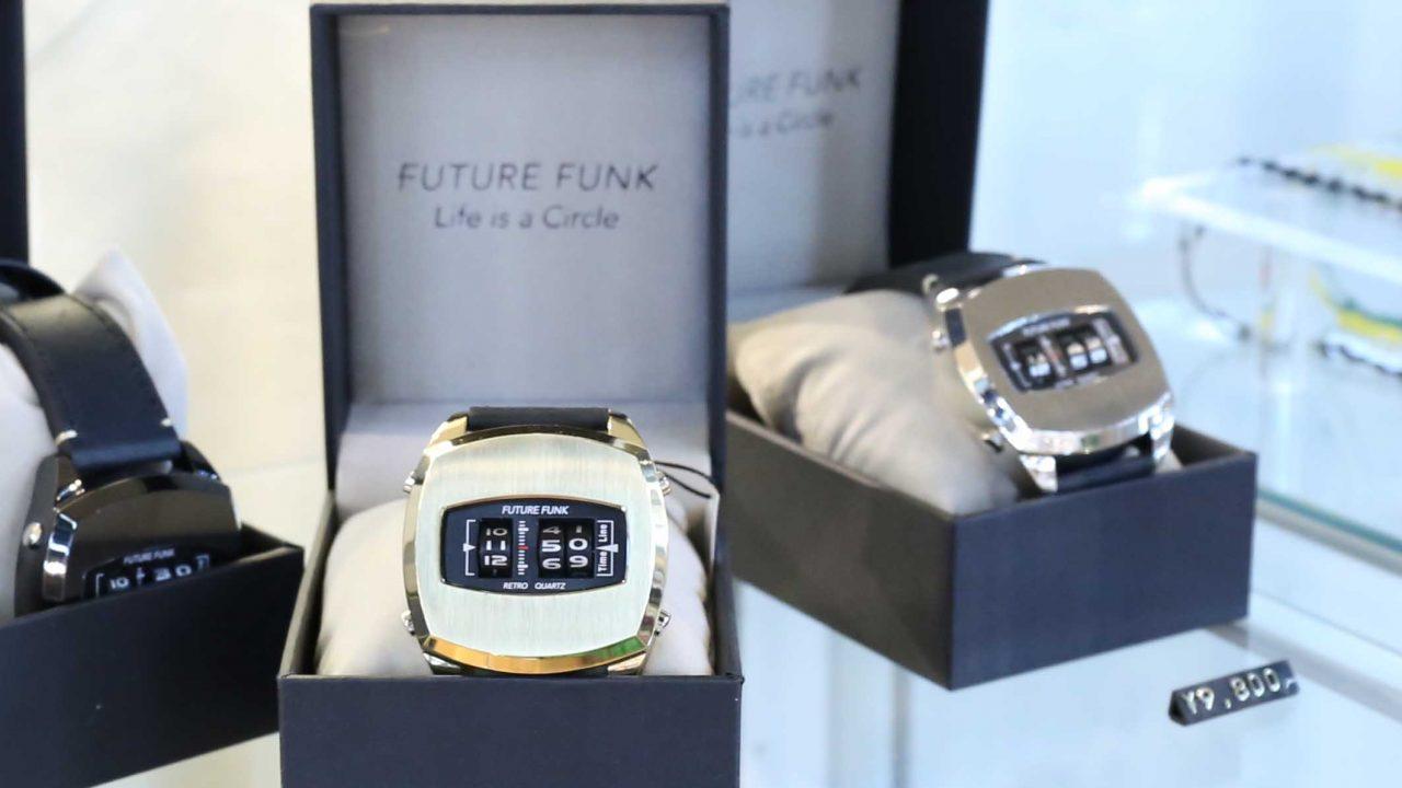 FUTURE FUNK(フューチャーファンク) | デジタルウォッチブランド