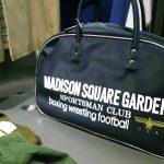 MADISON SQUARE GARDEN BAG | マジソンスクエアガーデンバッグ