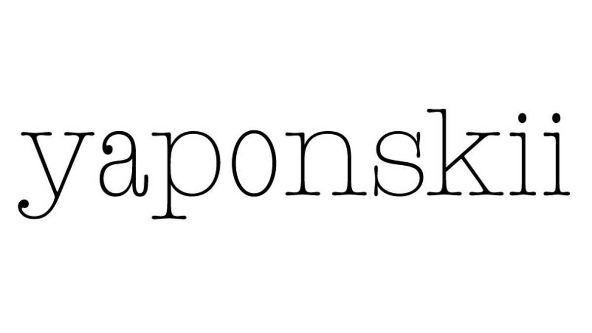 yaponskii | ユニセックスブランド