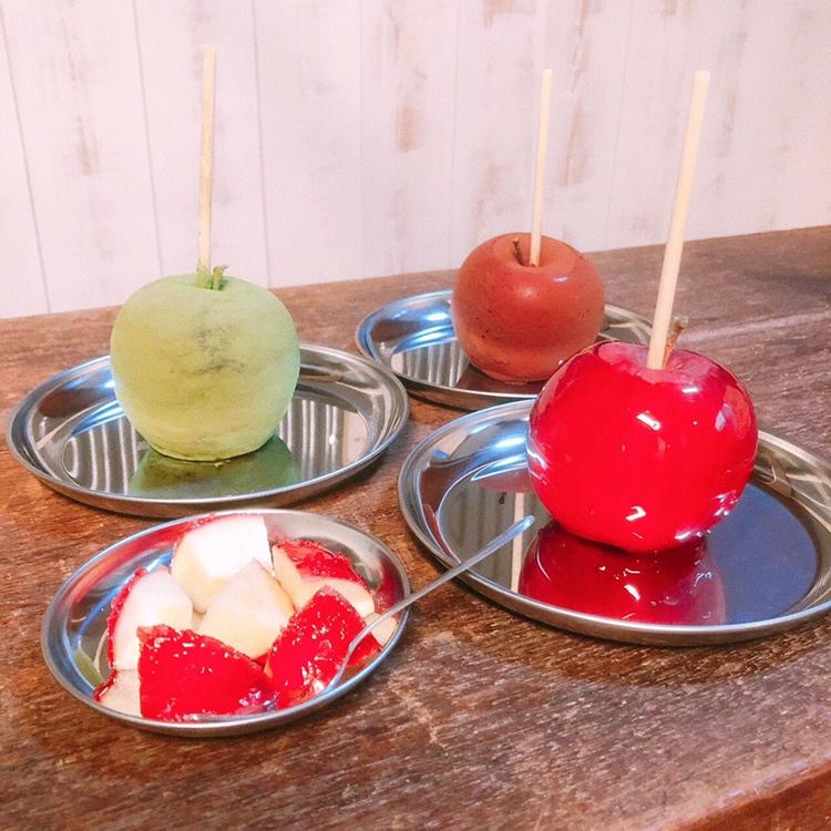 りんご飴商品