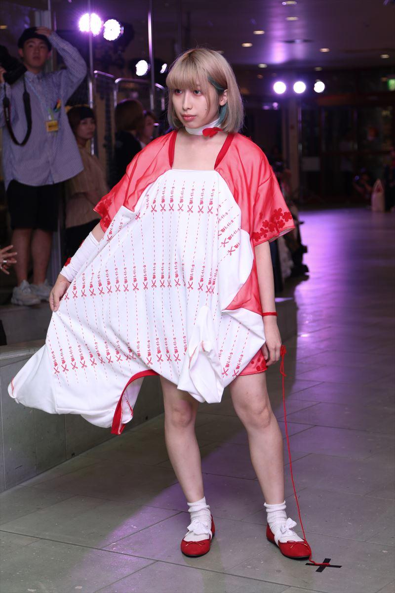 上田安子服飾専門学校ファッションショー3