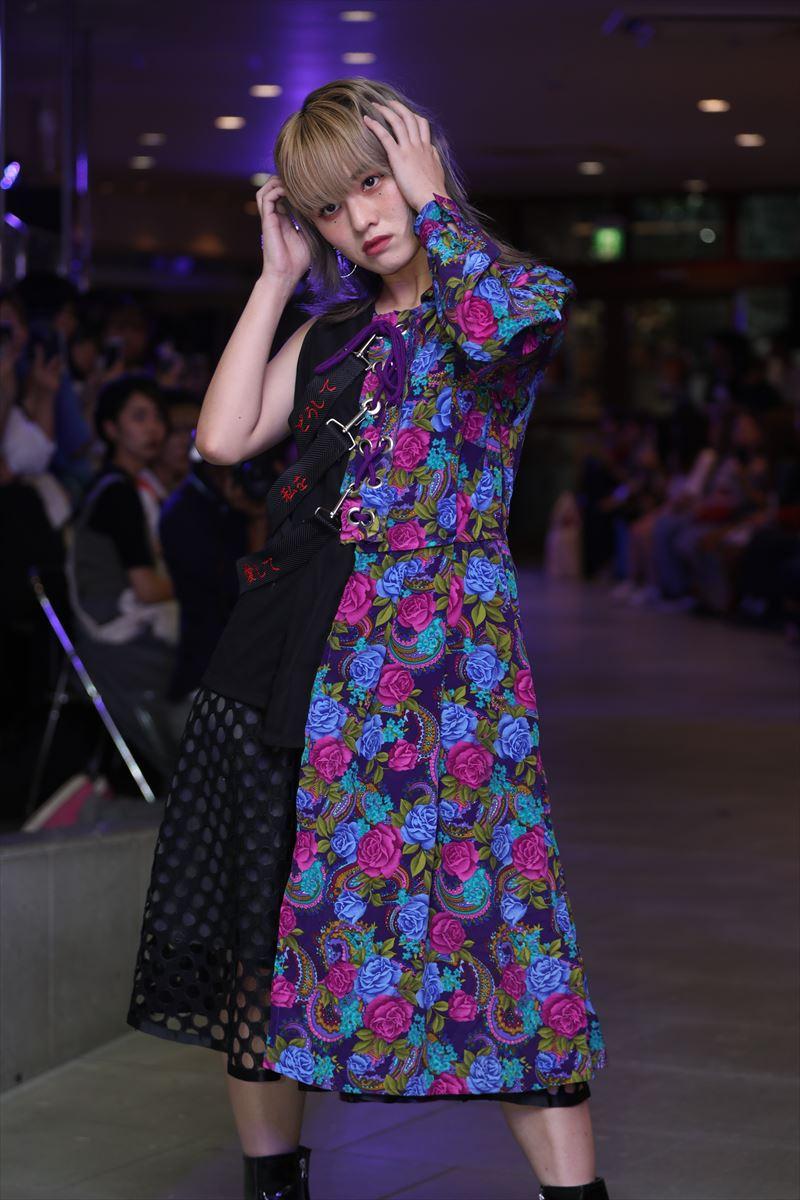 上田安子服飾専門学校ファッションショー11