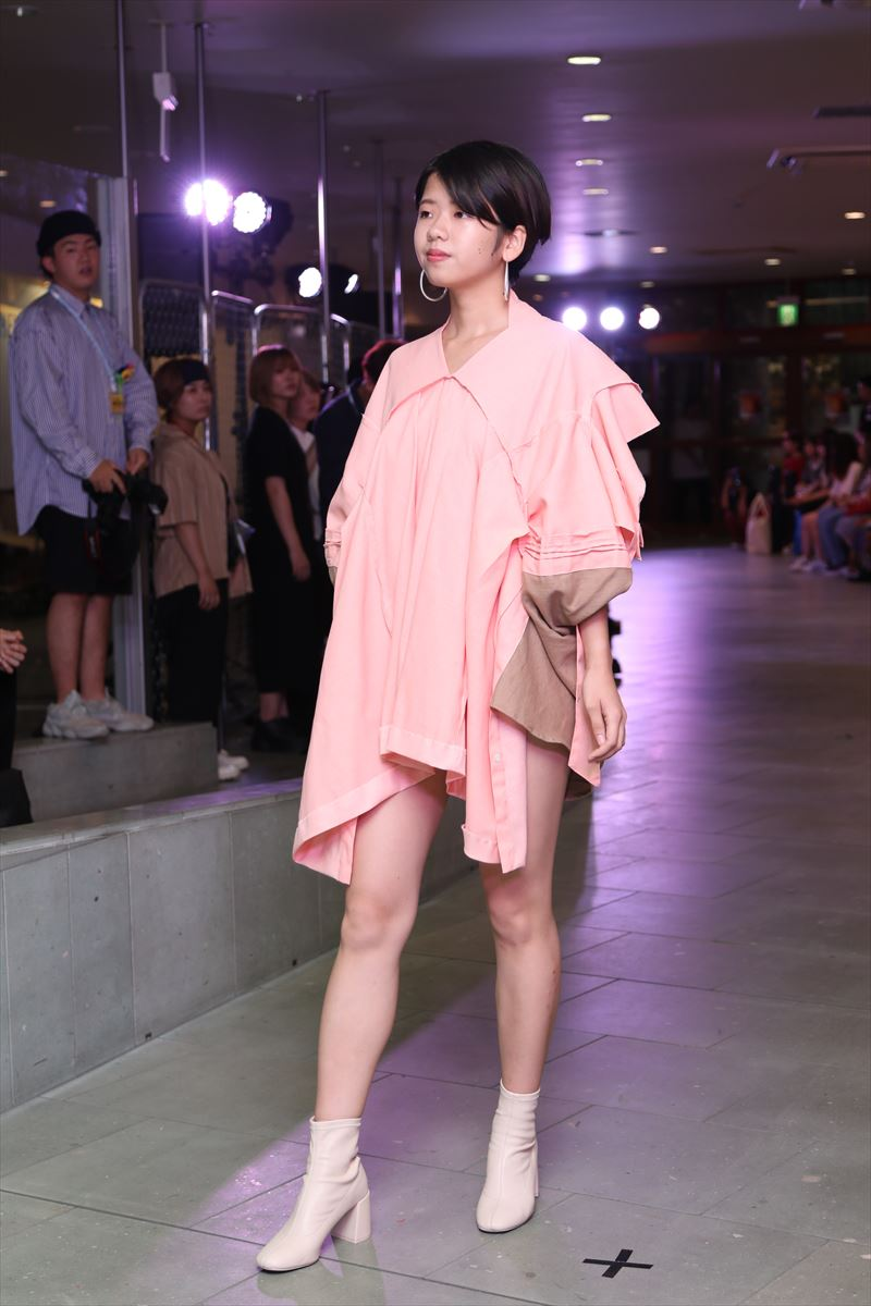 上田安子服飾専門学校ファッションショー7