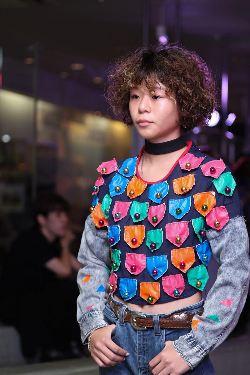 上田安子服飾専門学校ファッションショー1