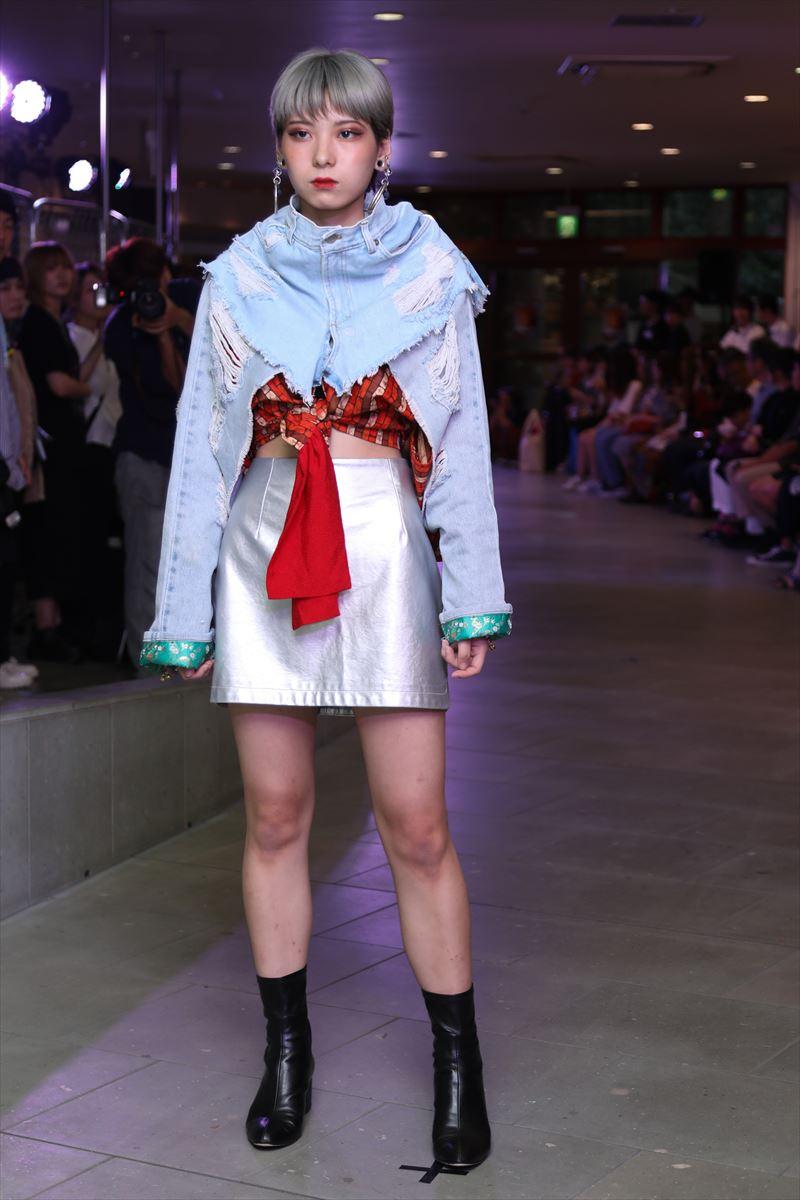 上田安子服飾専門学校ファッションショー2