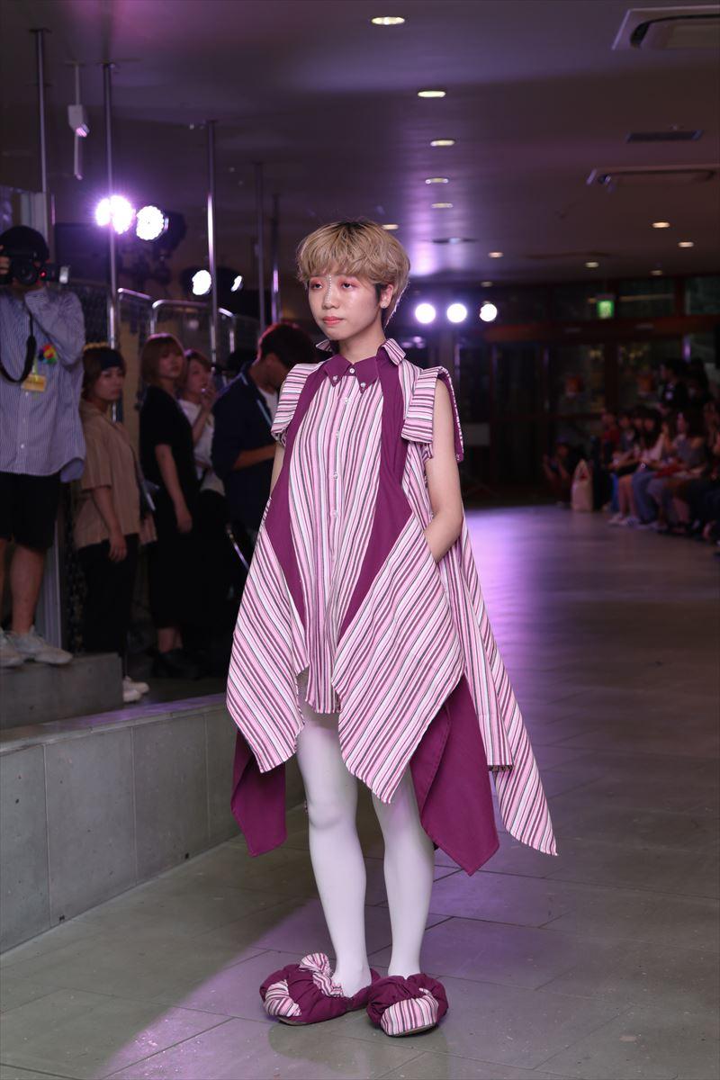上田安子服飾専門学校ファッションショー6