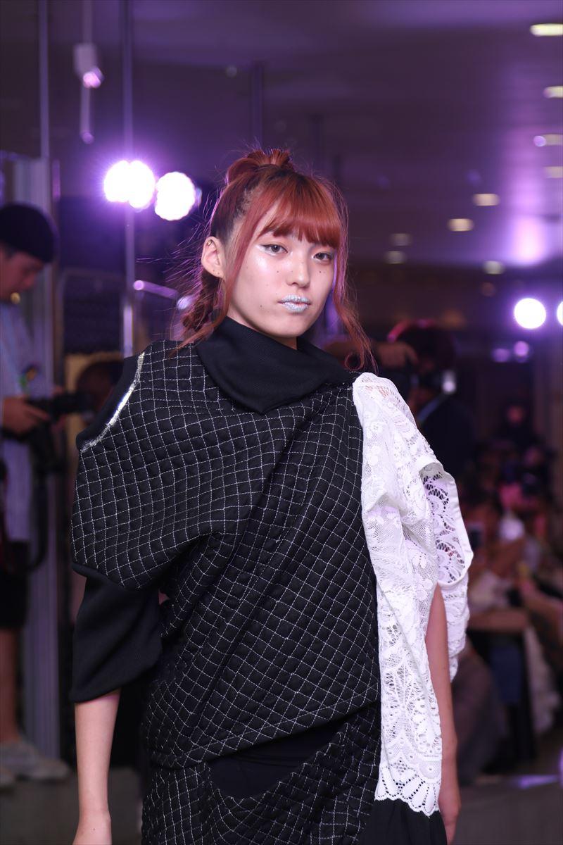上田安子服飾専門学校ファッションショー4