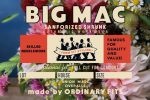 BIG MAC made by ORDINARY FITS x 花勝 FLOWER SHOP