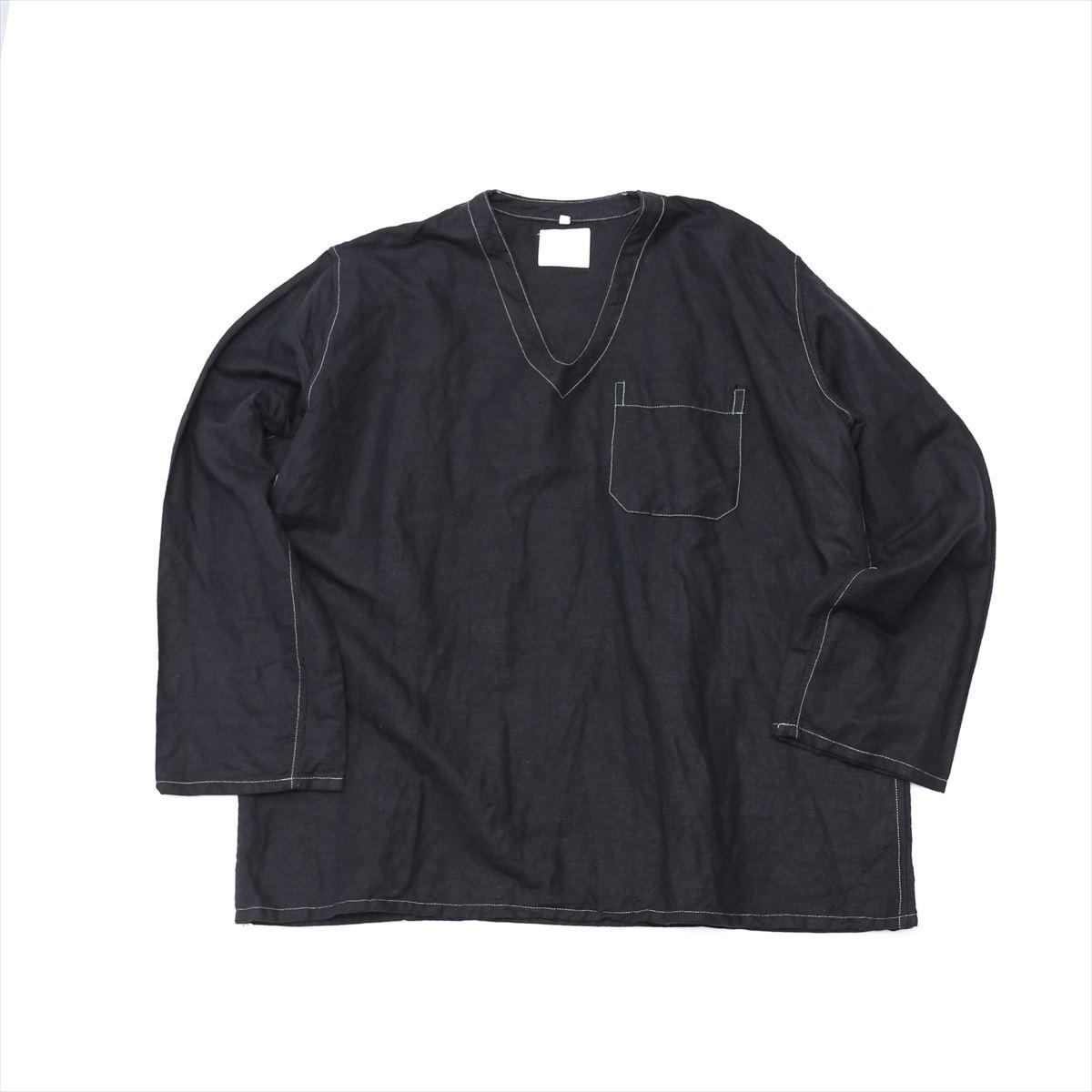 黒染めサンプル商品_トップス
