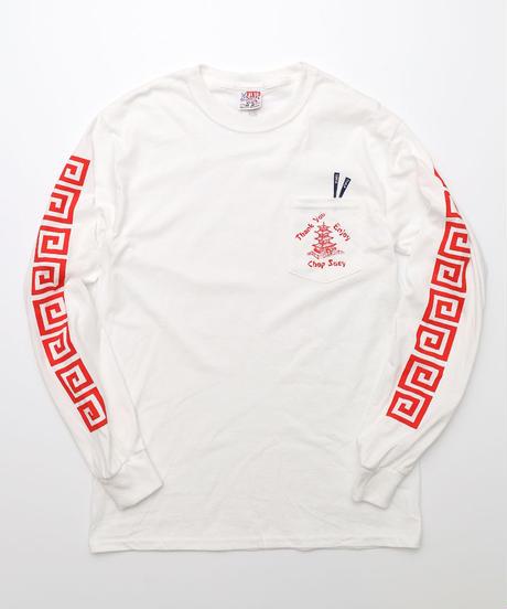 [VINUP] Chop Suey Long sleeve T-shirt