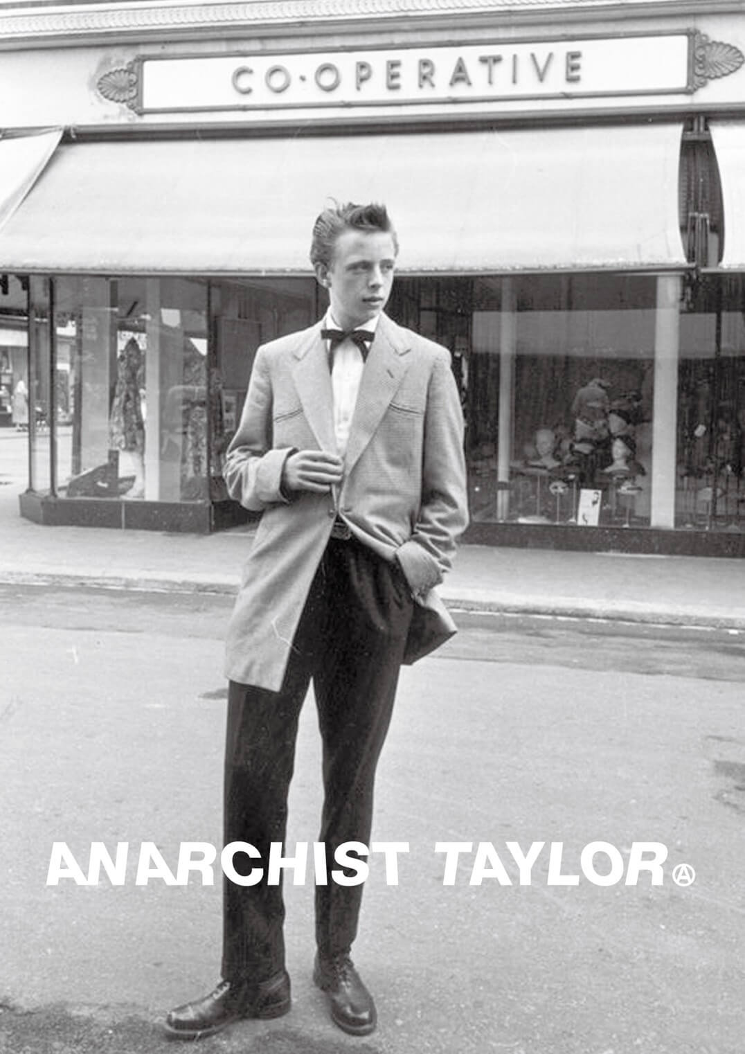 anarchist taylor ビジュアル3