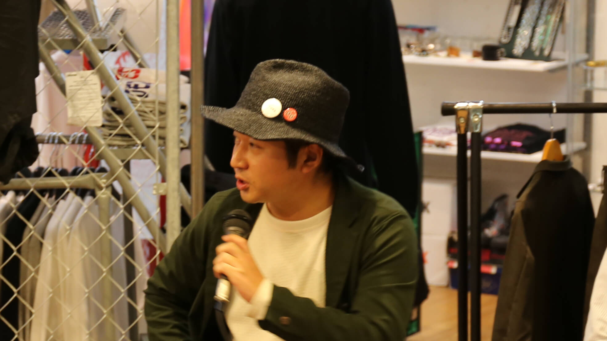ファッション座談会登壇者4