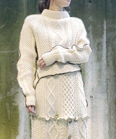 [Remake] Stitch Knit
