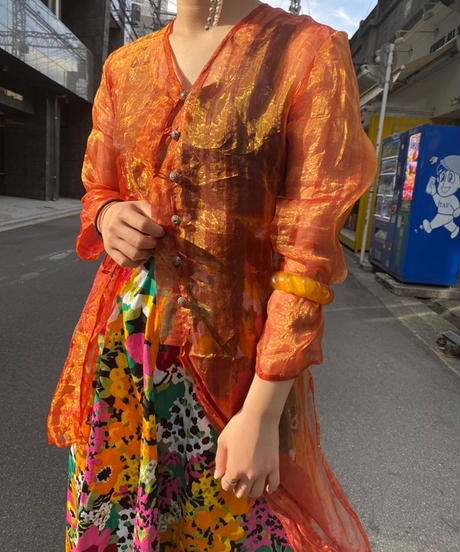 【Used】See-Through Shirts