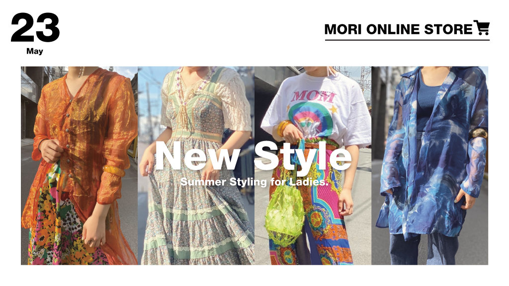 Online Store New Style