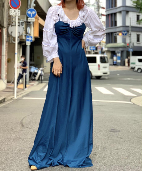 【Used】Slip Camisole Dress