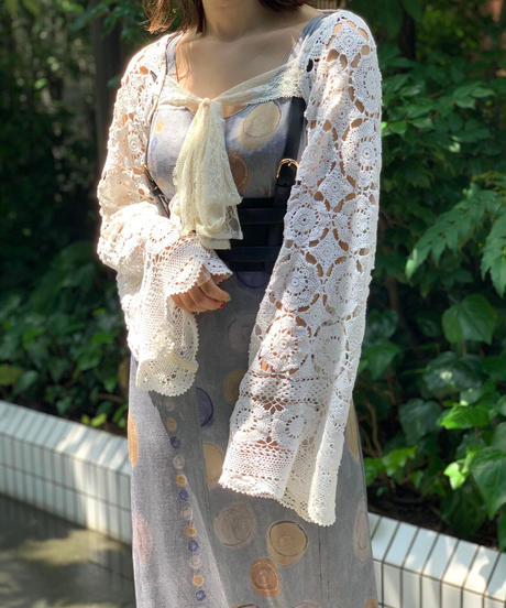 【RE;CIRCLE】Crochet Lace Armcover