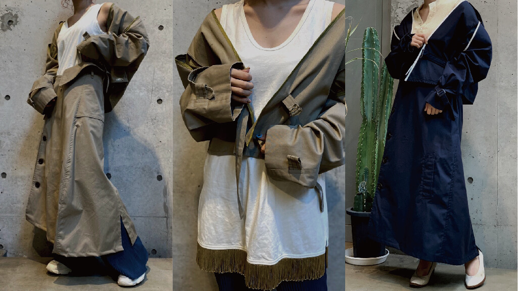 2020 A/W REMAKE/TRENCH COAT