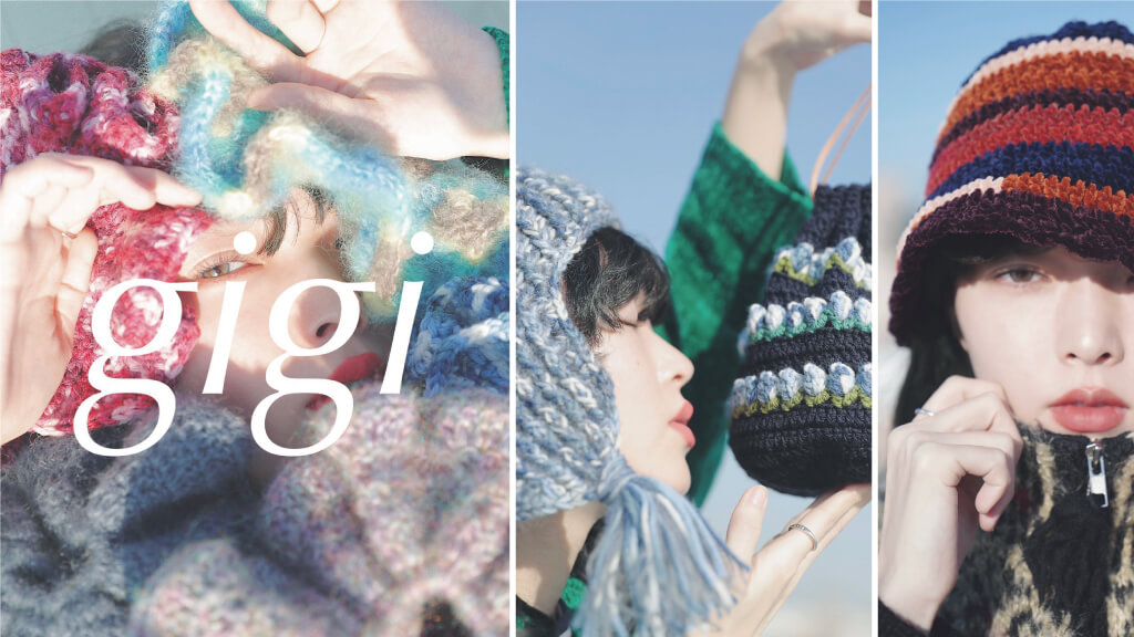 gigi | handmade knit items