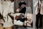 "Alan Knit Sweater""Vintage&Remake Knit Collection"""