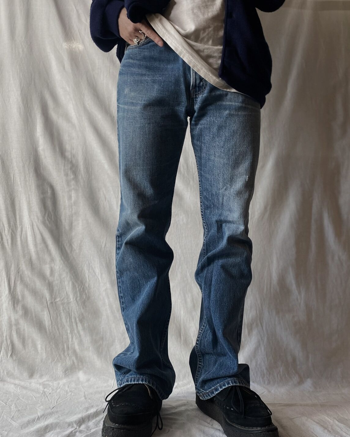 【USED】 Levi's Denim Pants 517