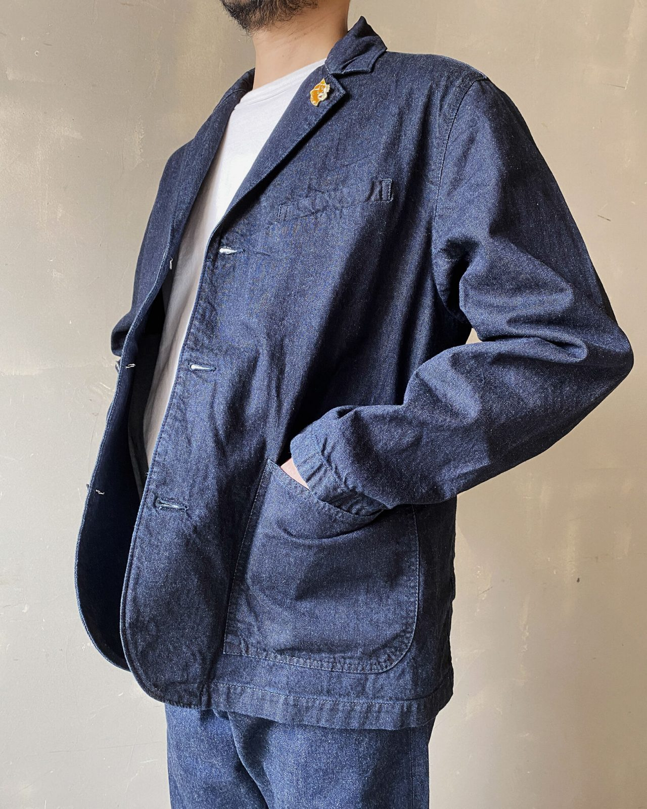 【THE UNION】Blues Jacket【THE BLUEST OVERALL】